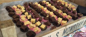 Flavoured Fudge