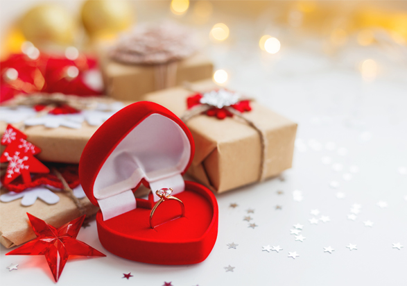 Thinking Of Getting Engaged in Derby This Christmas?
